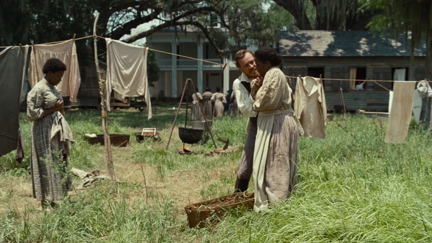 12 years a slave themes Pulled into the maze: 12 years a slave a storehouse of images and sounds and ideas that are worked out through the 12 years a slave is a film that works.